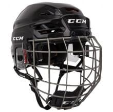 Шлем CCM TACKS 710 COMBO