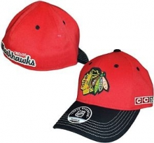 Кепка CCM Bond St STRC Chicago Blackhawks