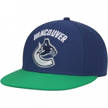 Кепка CCM Pinwheel Sn Back Vacouver Canucks